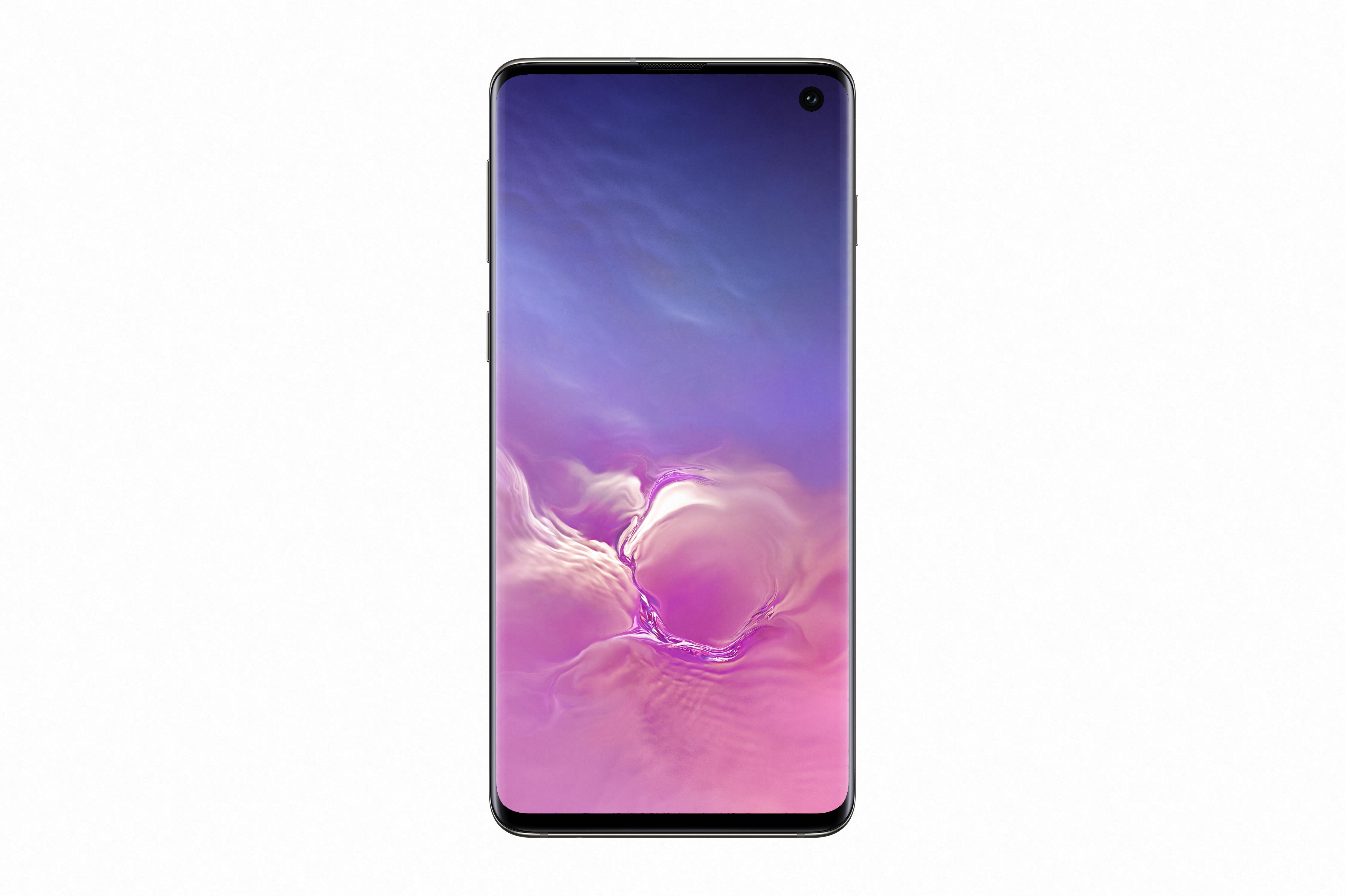 Telefon Mobil Samsung Galaxy S10 G973 128GB Flash 8GB RAM Dual SIM 4G Gradation Black