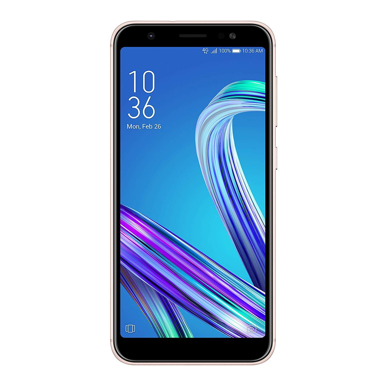 Telefon Mobil Asus ZenFone Max M1 ZB555KL 32GB Flash 3GB RAM Dual SIM 4G Gold