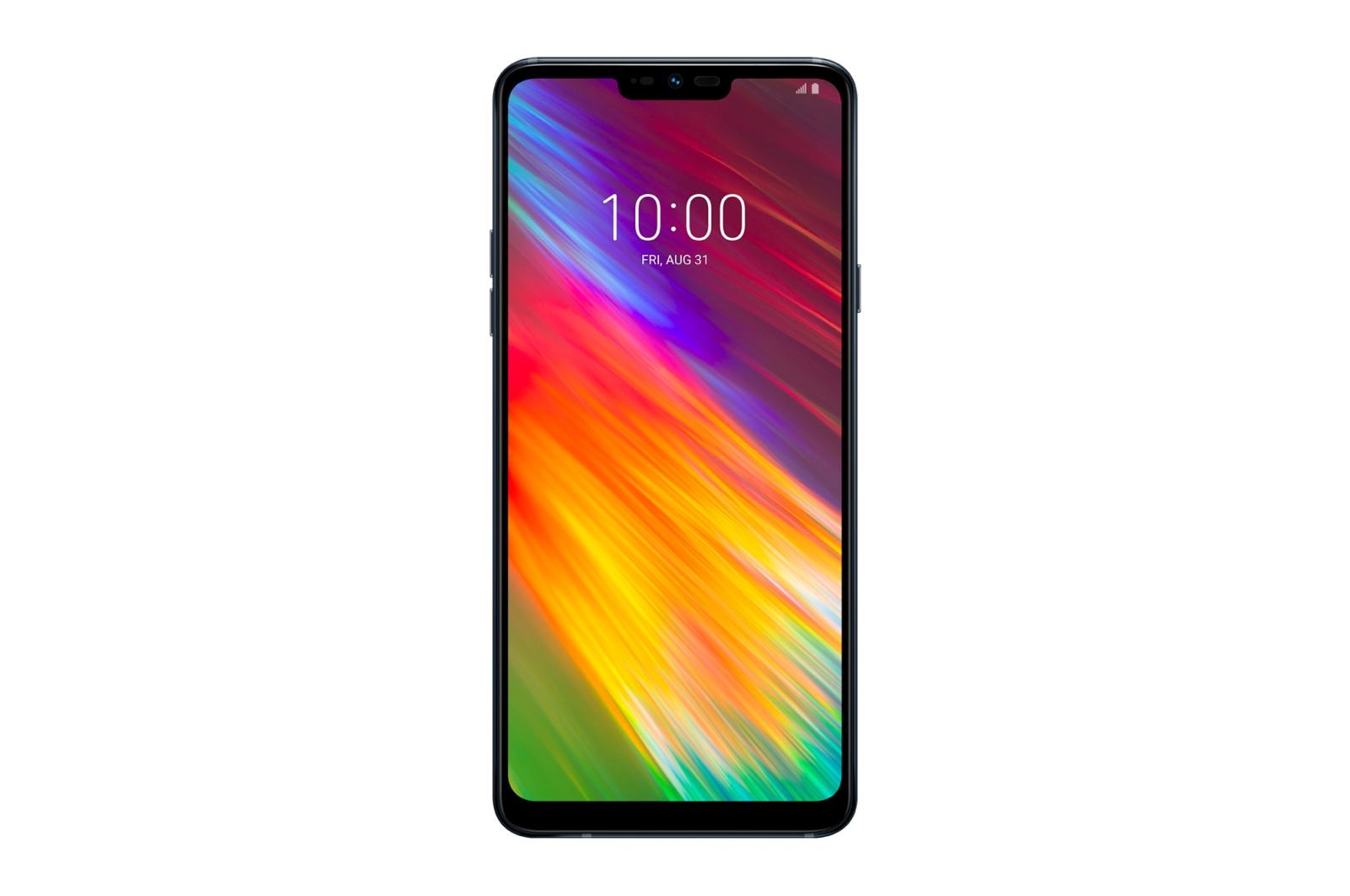 Telefon Mobil LG G7 Fit 32GB Flash 4GB RAM Single SIM 4G Black
