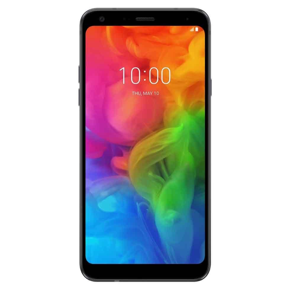 Telefon Mobil LG Q7 32GB Flash 3GB RAM Dual SIM 4G Aurora Black
