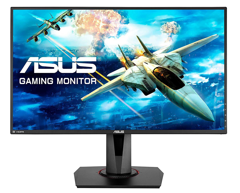 Monitor LED ASUS VG278QR 27 Full HD 0.5ms Negru