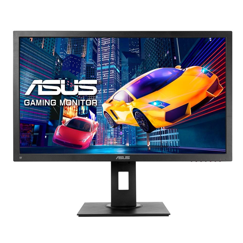 Monitor LED ASUS VP248QGL-P Full HD 1ms Negru
