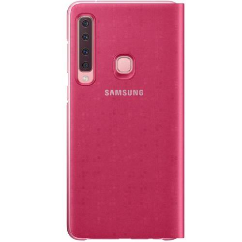 Husa Flip Wallet Samsung pentru Samsung Galaxy A9 2018 (A920) Pink