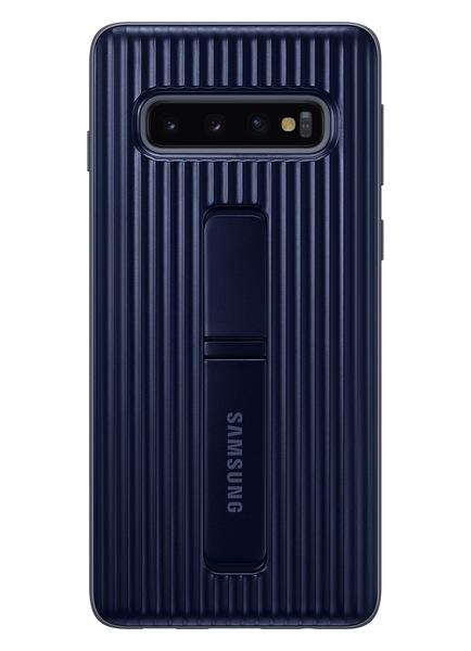 Capac protectie spate Samsung Protective Standing pentru Galaxy S10 (G973F) Black