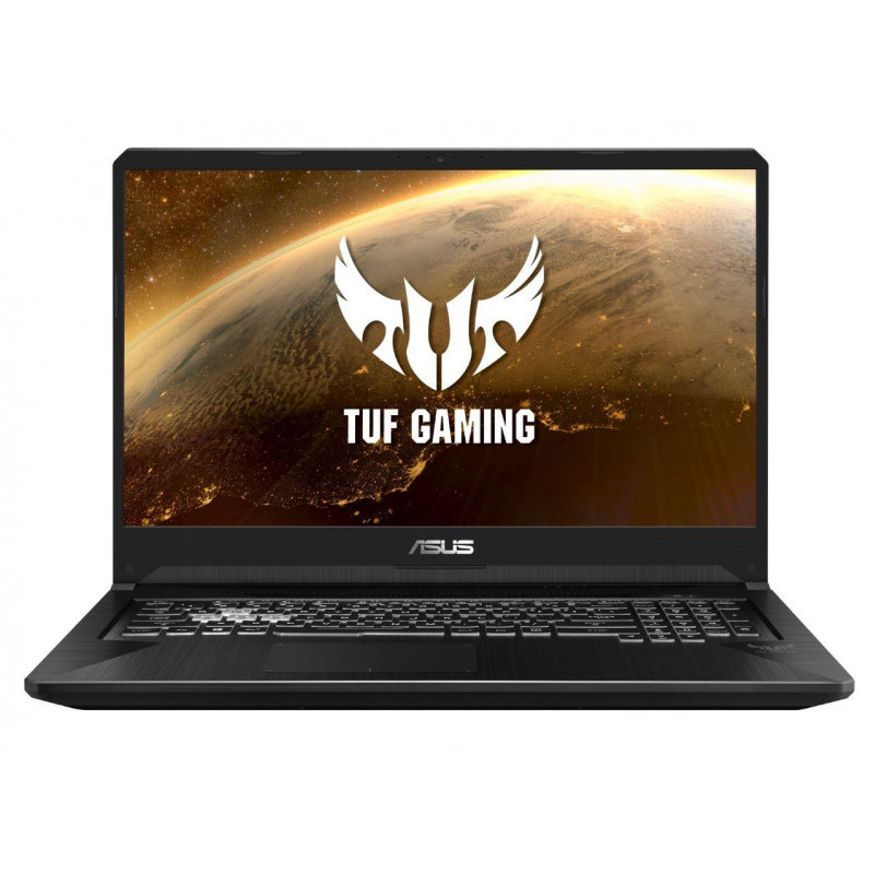 Notebook Asus FX705GM 17.3 Full HD Intel Core i7-8750H GTX 1060-6GB RAM 8GB HDD 1TB + SSD 128GB No OS Negru