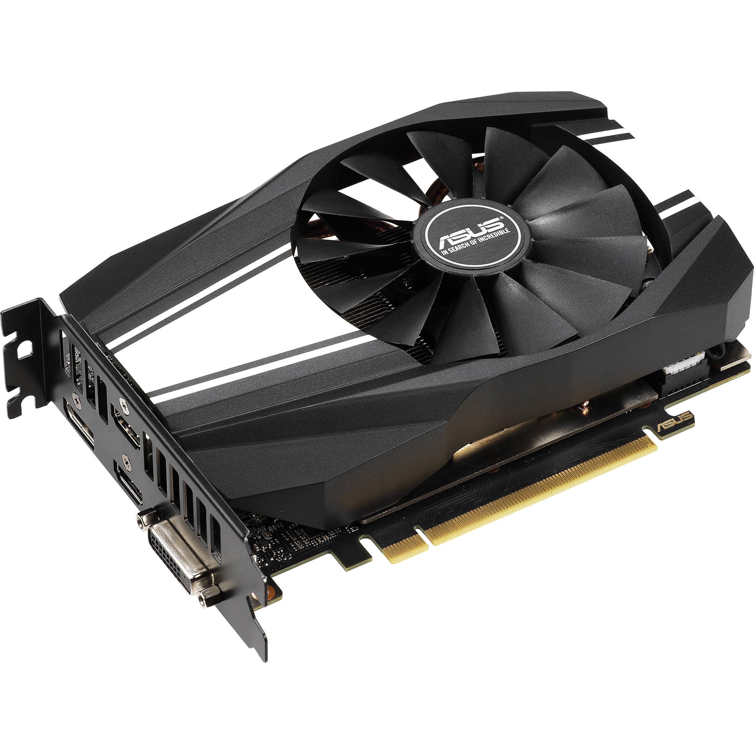 Placa Video ASUS Phoenix GeForce RTX 2060 6GB GDDR6 192 biti