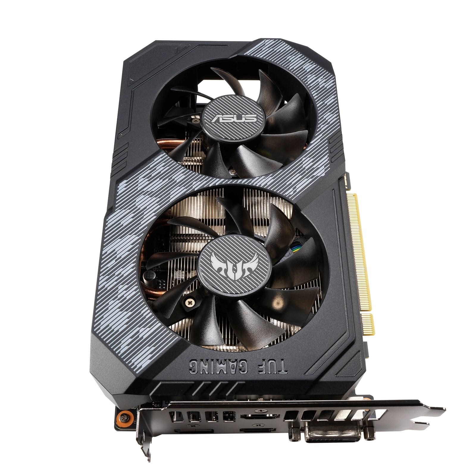 Placa Video ASUS TUF Gaming GeForce RTX 2060 OC 6GB GDDR6 192 biti