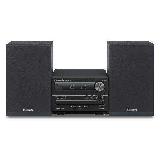 Microsistem Panasonic SC-PM250BEGS 20W Bluetooth Negru