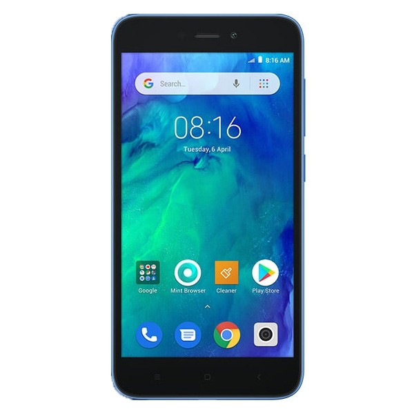 Telefon Mobil Xiaomi Redmi Go 8GB Flash 1GB RAM Dual SIM 4G Blue
