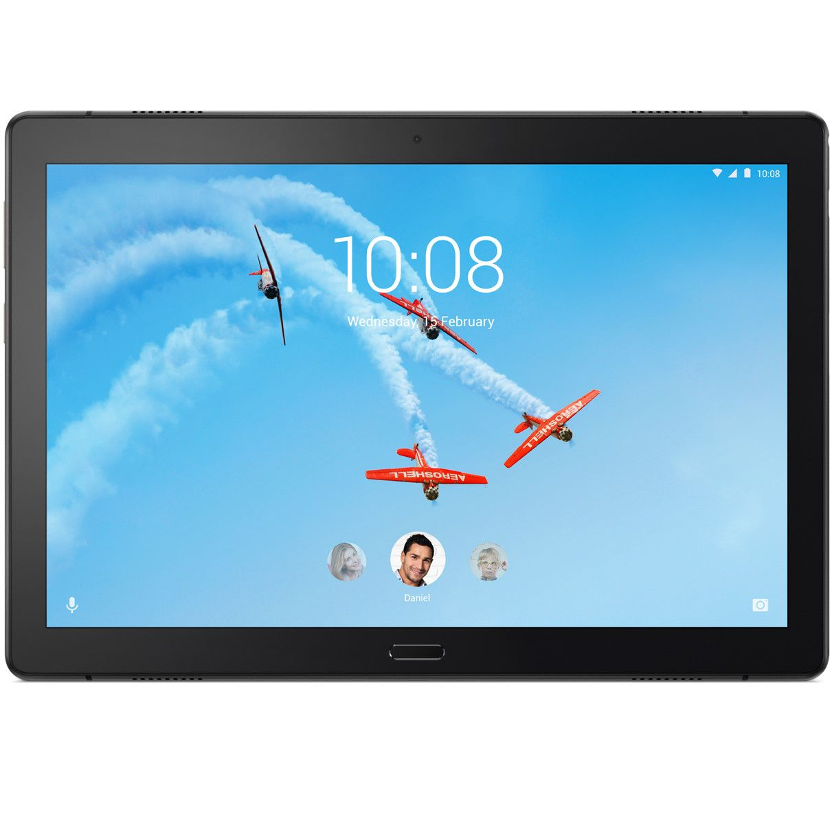 Tableta Lenovo Tab P10 TB-X705L 10.1 64GB Flash 4GB RAM WiFi + 4G Black