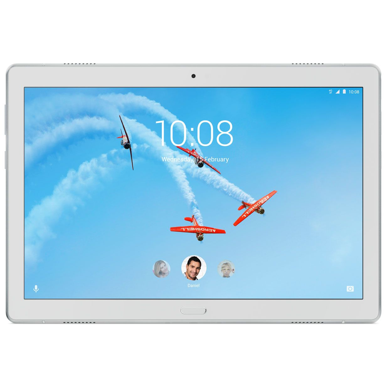 Tableta Lenovo Tab P10 TB-X705F 10.1 64GB Flash 4GB RAM WiFi White