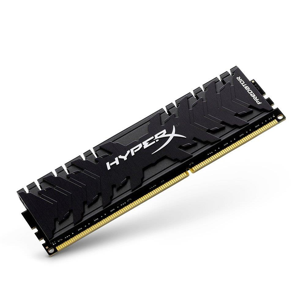 Memorie Desktop Kingston HyperX HX430C15PB3/16 2x8GB DDR4 3000MHz CL15 Black