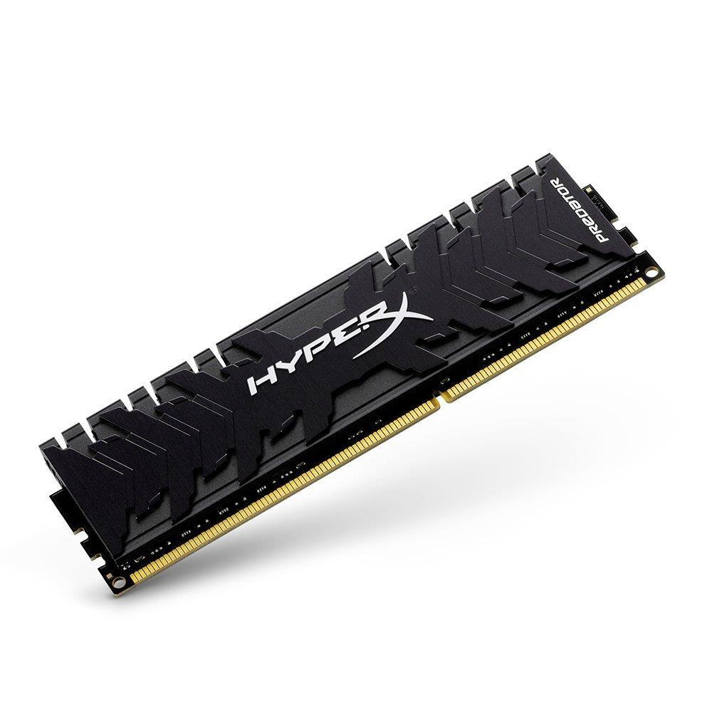 Memorie Desktop Kingston HyperX HX424C12PB3/16 16GB DDR4 2400MHz CL12 Black
