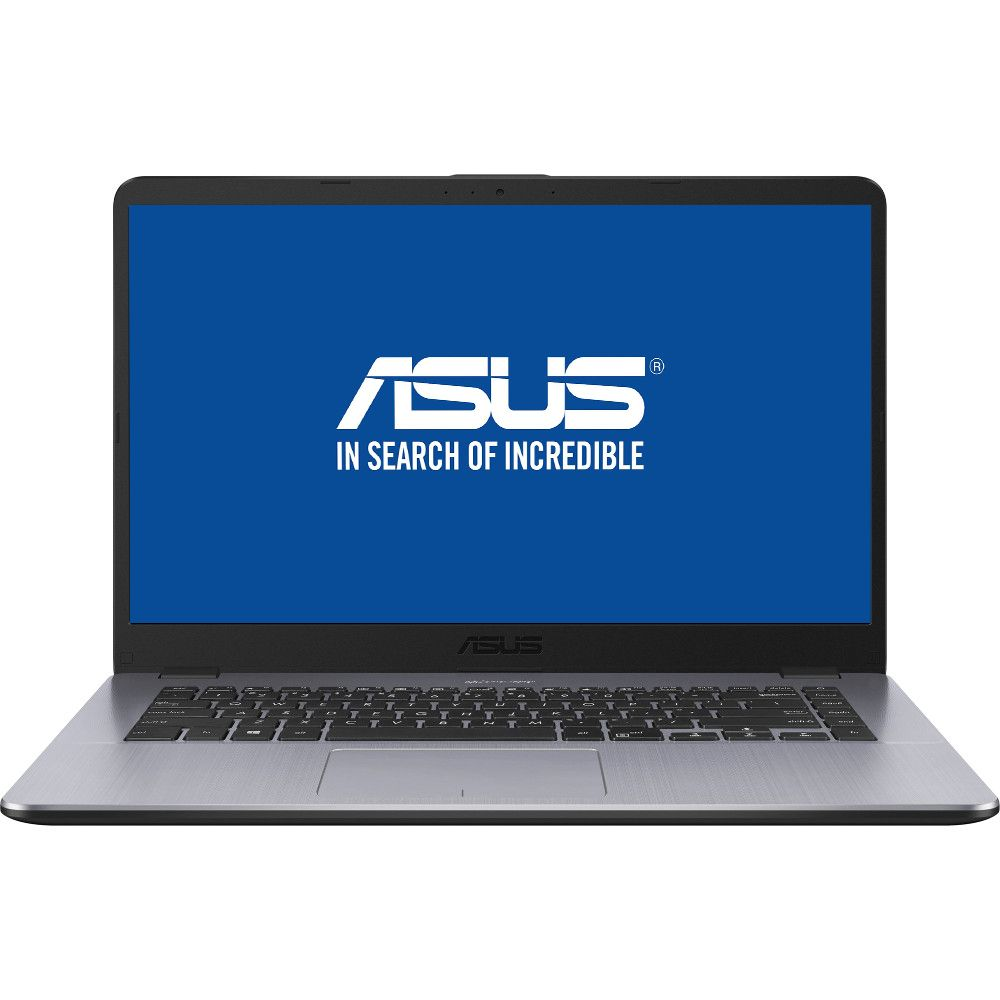 Notebook Asus VivoBook A505ZA 15.6 Full HD AMD Ryzen R5-2500U RAM 4GB HDD 1TB Endless OS Gri