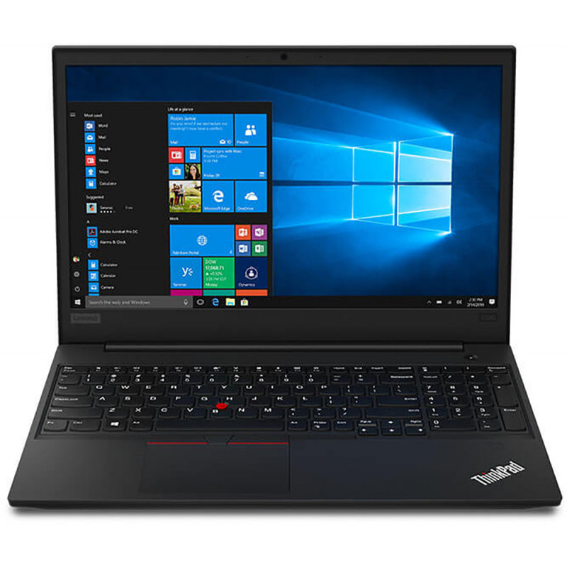 Notebook Lenovo ThinkPad E590 15.6 Full HD Intel Core i7-8565U RX 550X-2GB RAM 8GB HDD 1TB + SSD 256GB Windows 10 Pro