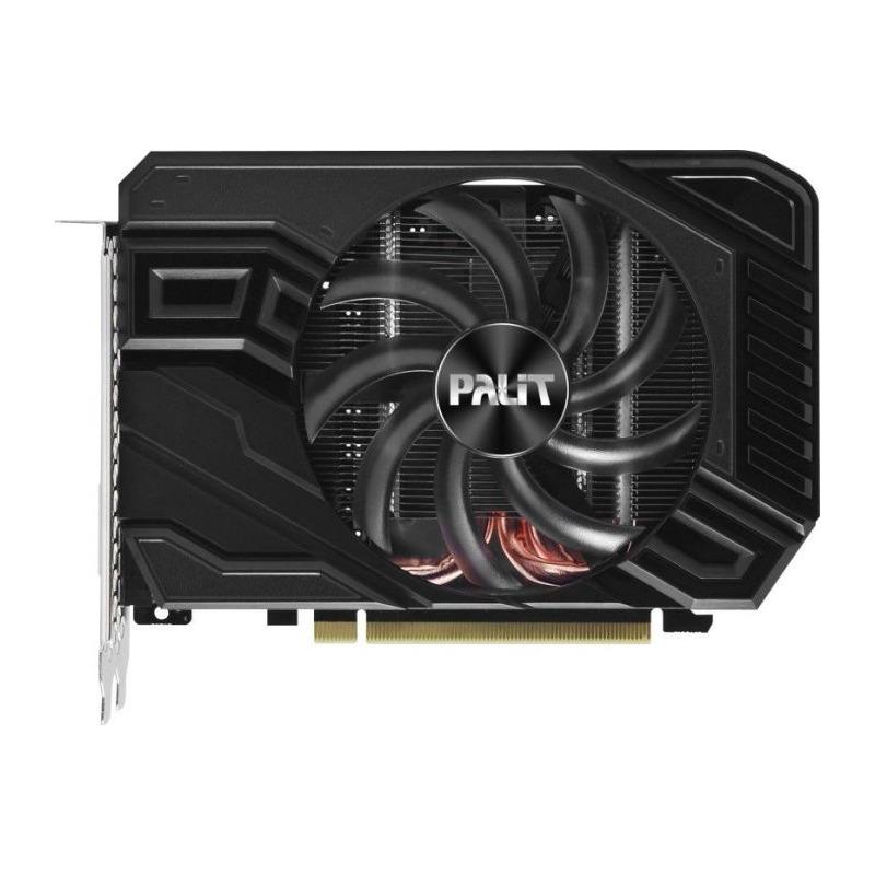 Placa Video Palit GeForce GTX 1660 Ti StormX OC 6GB GDDR6 192 biti