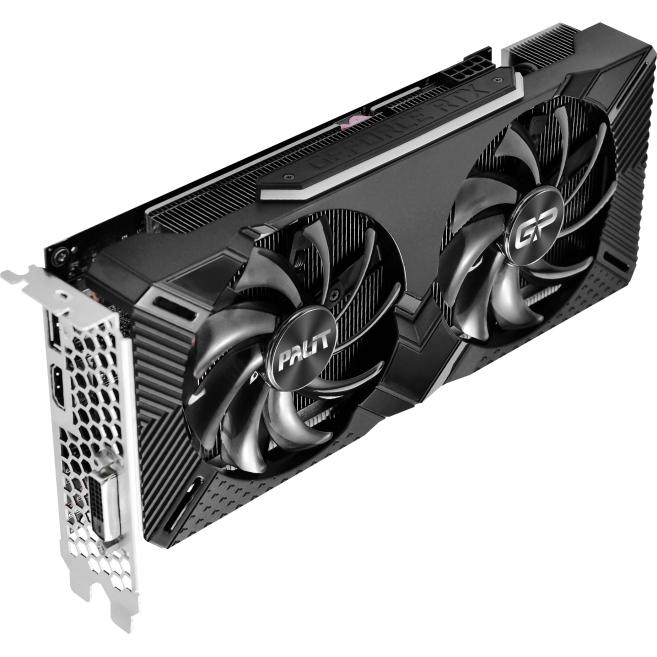 Placa Video Palit GeForce RTX 2060 GamingPro OC 6GB GDDR6 192 biti