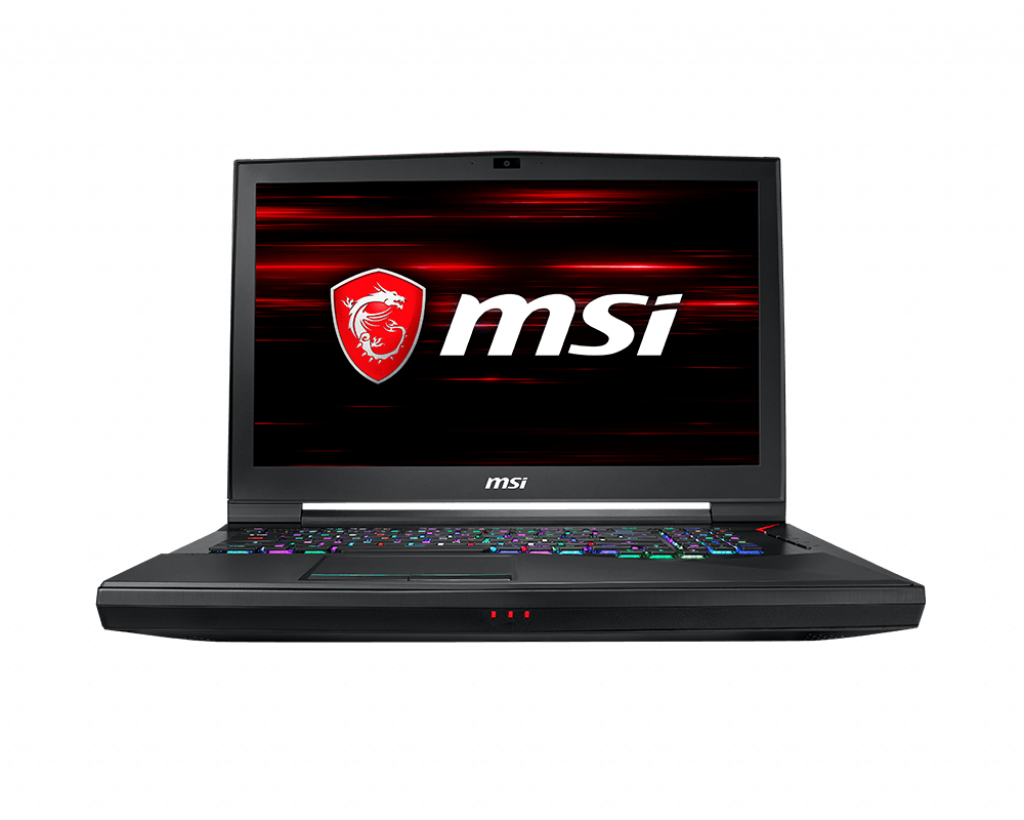 Notebook MSI GT75 Titan 8SG 17.3 Full HD Intel Core i9-8950HK RTX 2080-8GB RAM 64GB HDD 1TB + 2 x SSD 512GB Windows 10 Pro