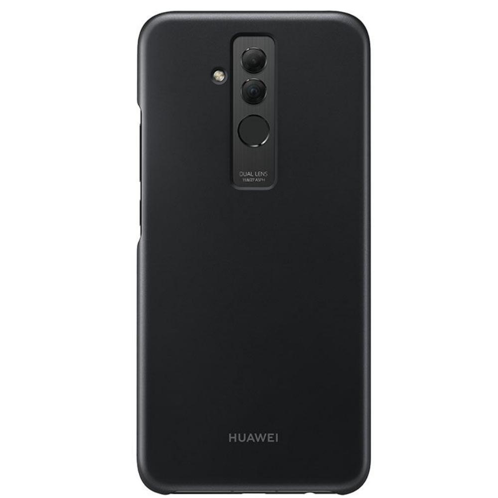 Capac protectie spate Huawei pentru Mate 20 Lite Black