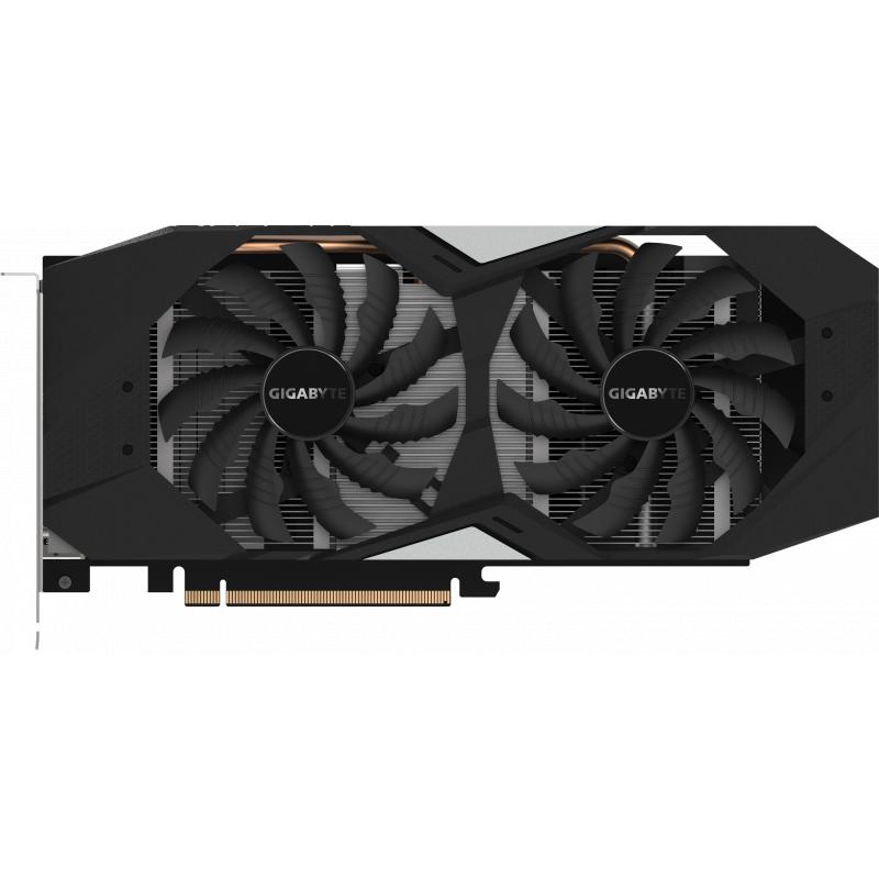 Placa Video Gigabyte GeForce GTX 1660 Ti Windforce OC 6GB GDDR6 192 biti