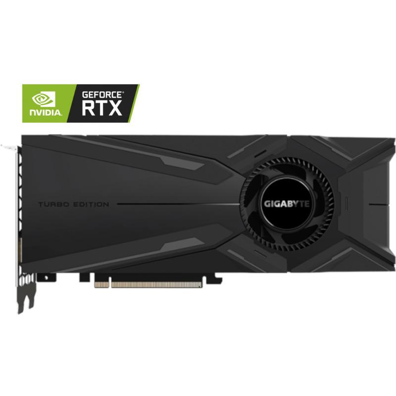 Placa Video Gigabyte GeForce RTX 2080 TURBO 8GB GDDR6 256 biti