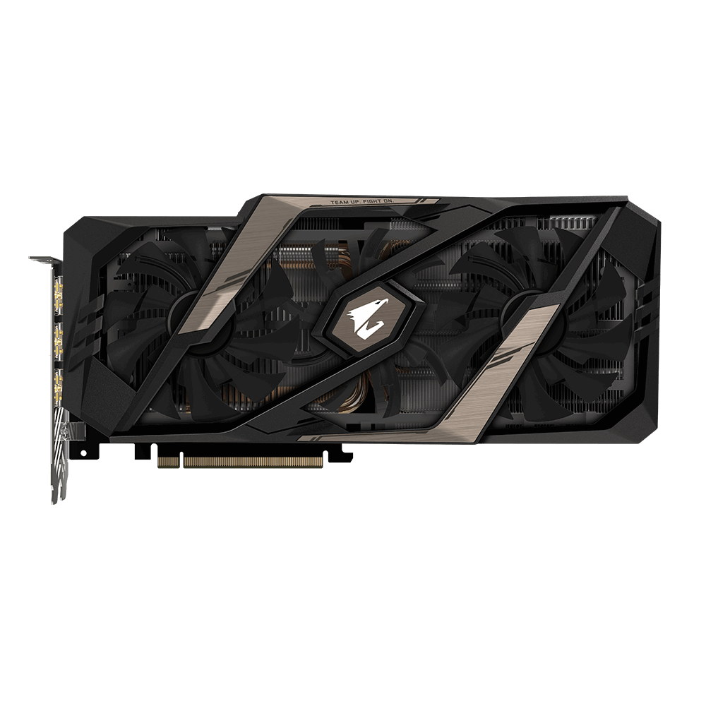 Placa Video Gigabyte AORUS GeForce RTX 2080 Ti 11GB GDDR6 352 biti