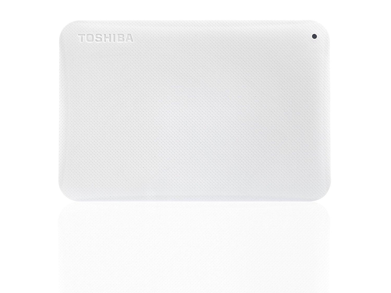 Hard Disk Extern Toshiba Canvio Ready 500GB USB 3.0 White