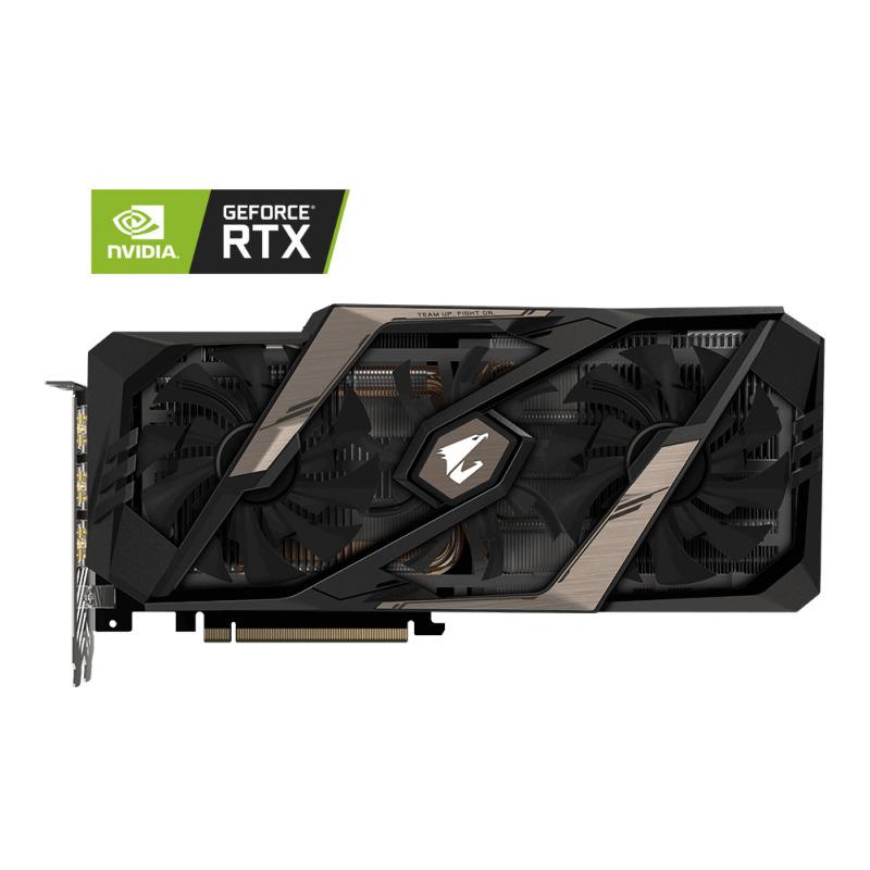 Placa Video Gigabyte AORUS GeForce RTX 2080 Ti XTREME 11GB GDDR6 352 biti
