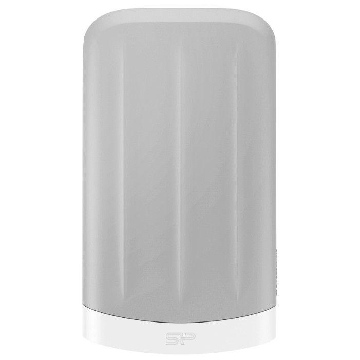 Hard Disk Extern Silicon Power Armor A65 pentru MAC 500GB USB 3.0 Black