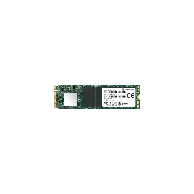 Hard Disk SSD Transcend 110S 512GB M.2 2280