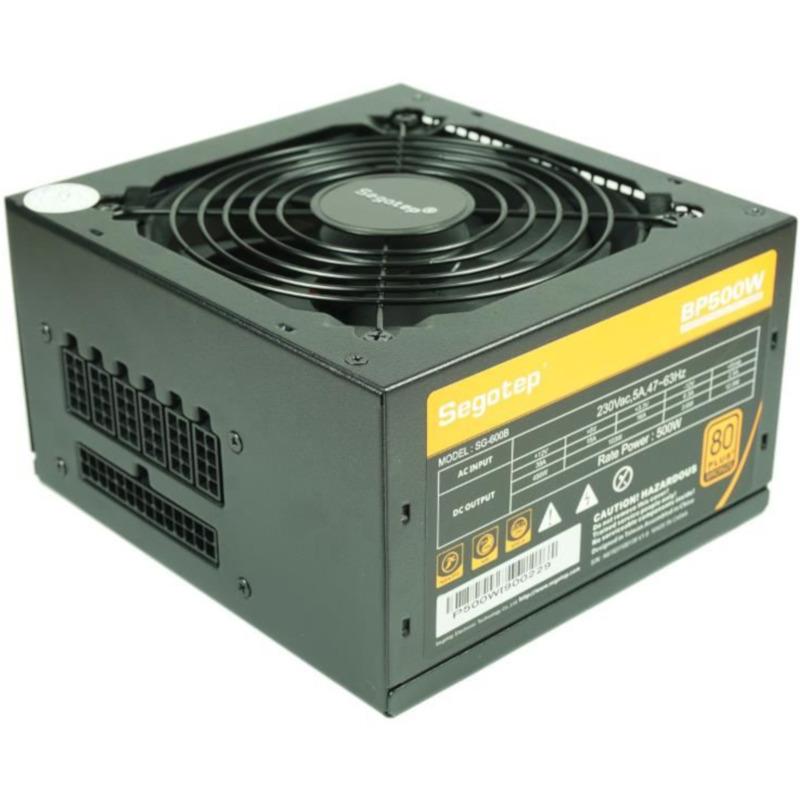 Sursa PC Segotep SG-600B 80+ Bronze Modulara 500W