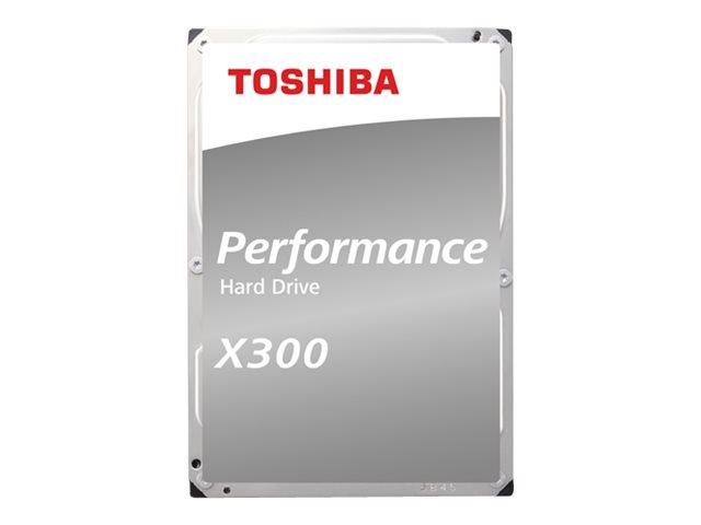 Hard Disk Desktop Toshiba X300 5TB SATA3 7200RPM 128MB