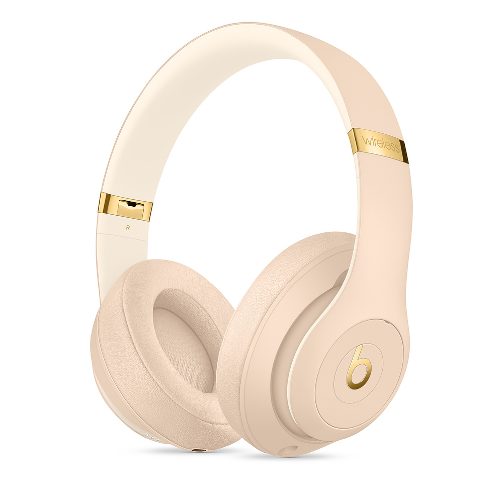 Casti Beats Studio3 Wireless Skyline Collection Desert Sand