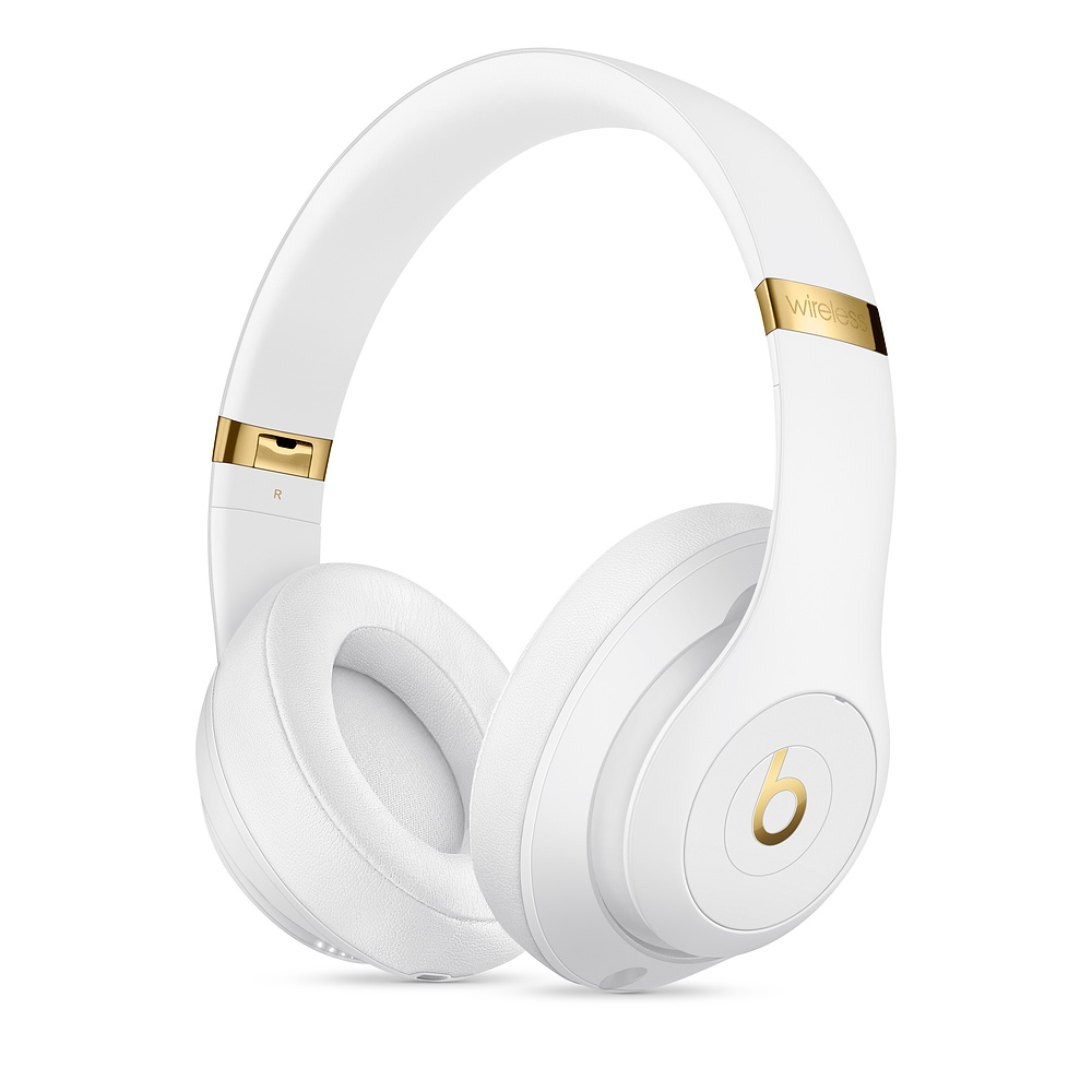 Casti Beats Studio3 Wireless White