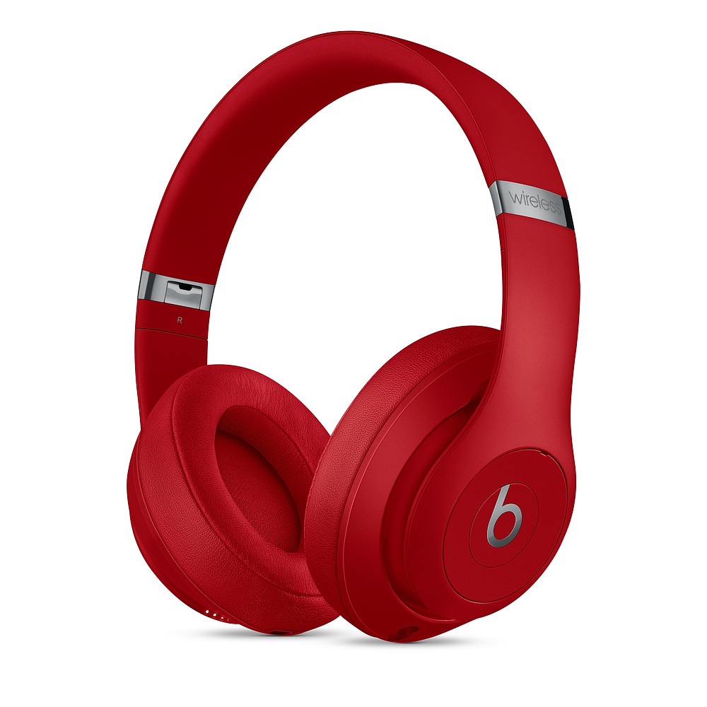 Casti Beats Studio3 Wireless Red