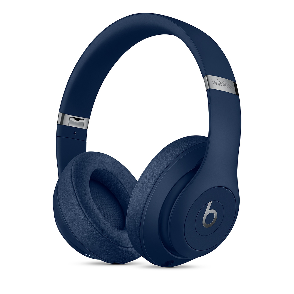 Casti Beats Studio3 Wireless Blue