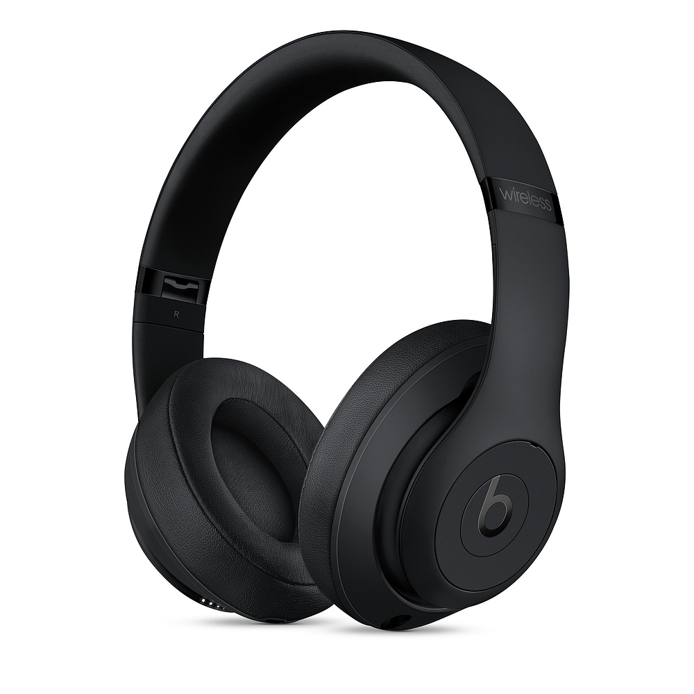 Casti Beats Studio3 Wireless Matt Black