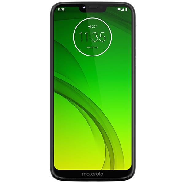 Telefon Mobil Motorola Moto G7 Power 64GB Flash 4GB RAM Dual SIM 4G Black