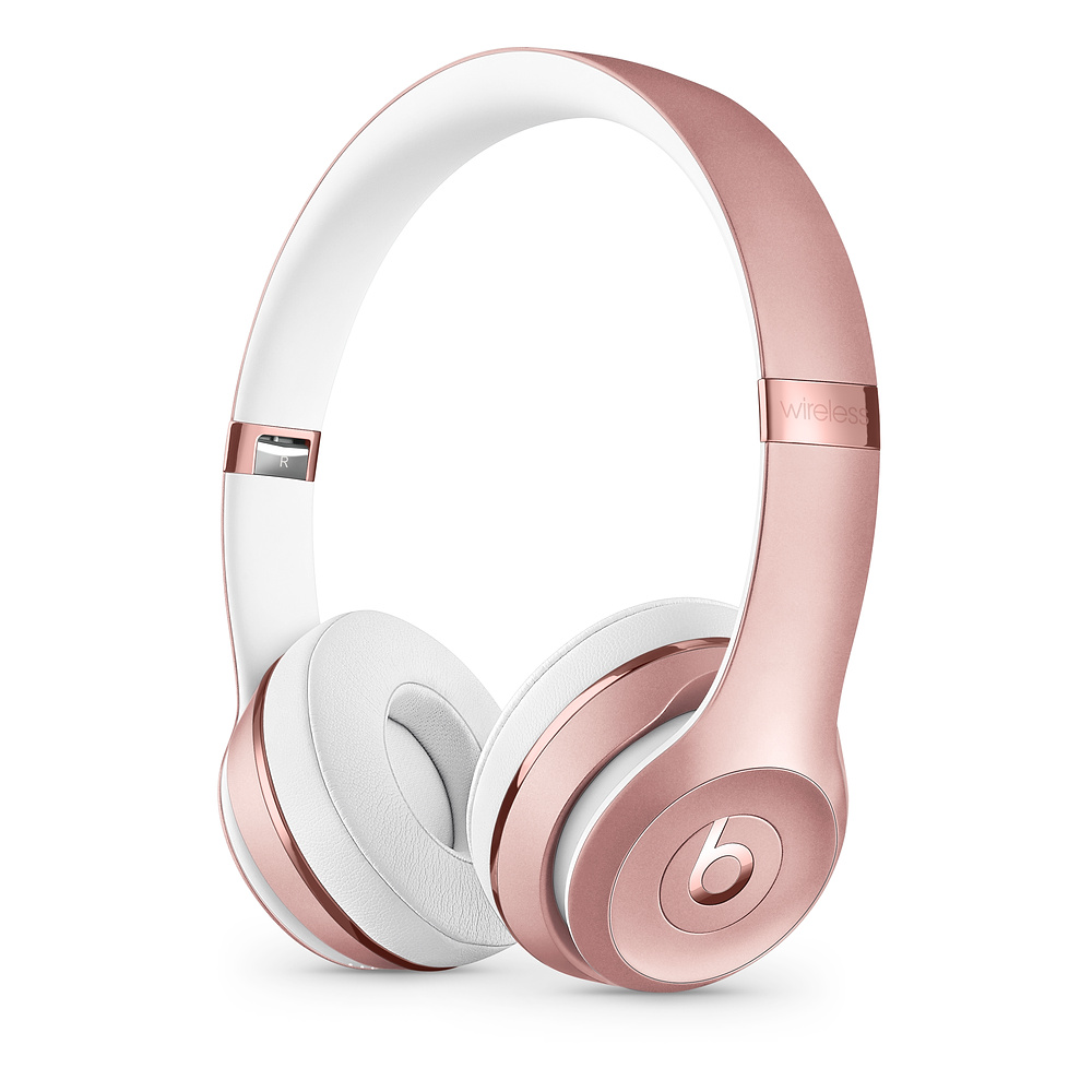 Casti Beats Solo3 Wireless Rose Gold