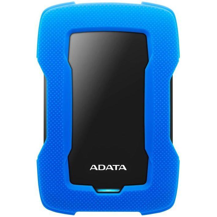 Hard Disk Extern A-Data HD330 2TB USB 3.1 Blue