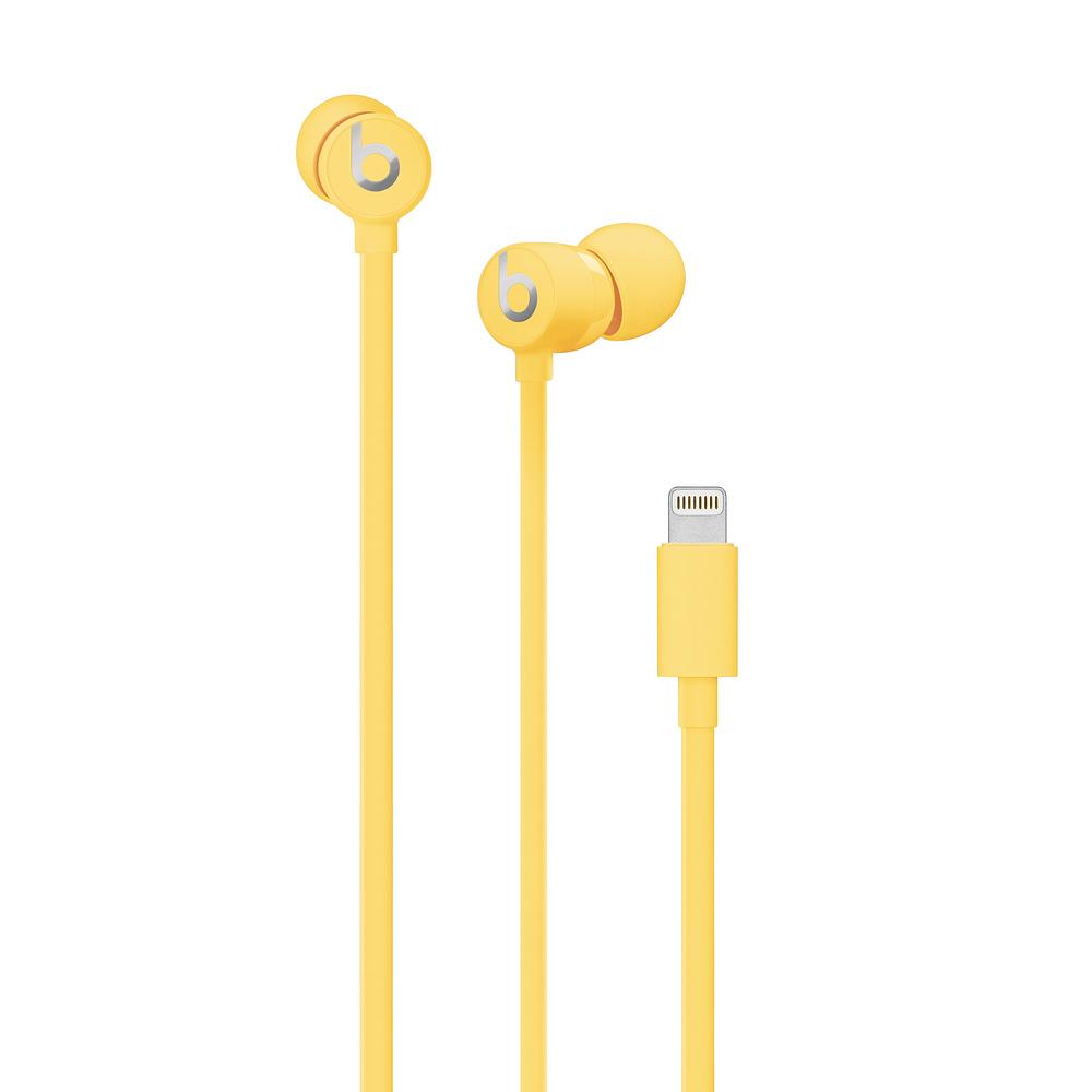 Casti Beats urBeats3 Lightning Yellow