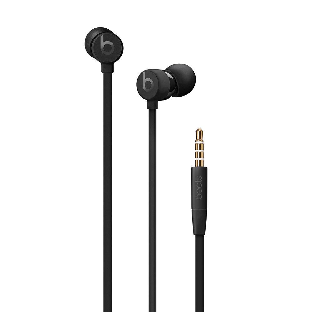 Casti Beats urBeats3 3.5mm Plug Black