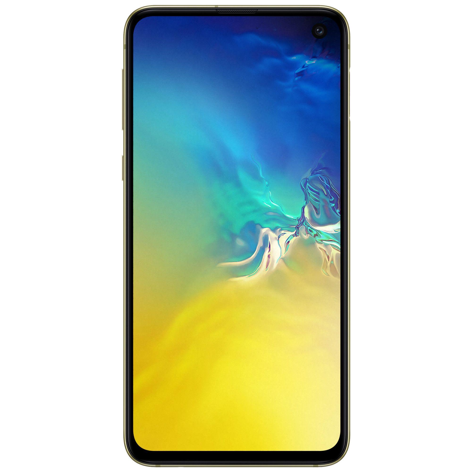 Telefon Mobil Samsung Galaxy S10e G970 128GB Flash 6GB RAM Dual SIM 4G Canary Yellow