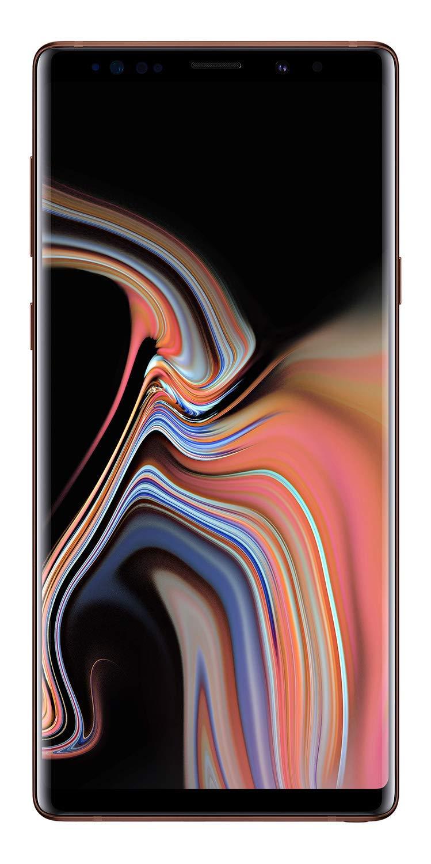 Telefon Mobil Samsung Galaxy Note 9 N960 128GB Flash 6GB RAM Dual SIM 4G Metallic Copper