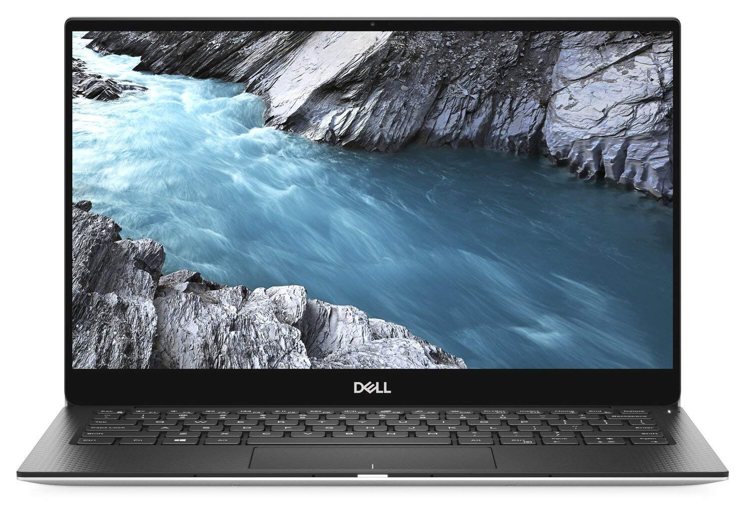 Ultrabook Dell XPS 13 9380 13.3 Ultra HD Touch Intel Core i7-8565U RAM 16GB SSD 512GB Windows 10 Pro Argintiu