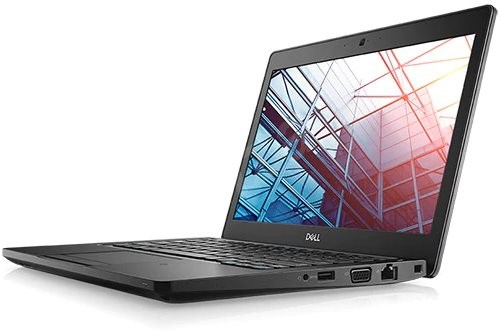 Ultrabook Dell Latitude 5290 12.5 HD Intel Core i5-8350U RAM 8GB SSD 256GB Linux