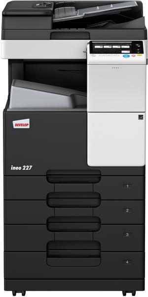 Multifunctional Laser Monocrom Develop Ineo 227