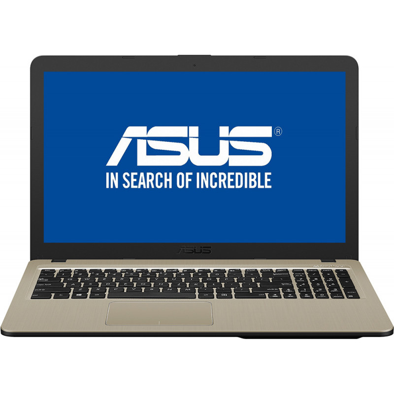 Notebook Asus VivoBook X540UA 15.6 Full HD Intel Core i3-7020U RAM 4GB SSD 256GB Endless Negru