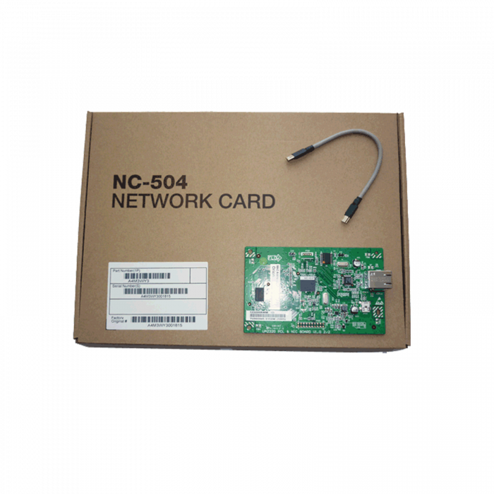 Placa retea Develop NC-504 pentru Ineo 215