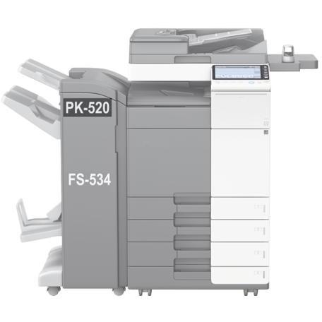 Kit perforare Develop PK-520 pentru FS-534
